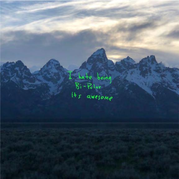 Kanye West Ye LP 2018