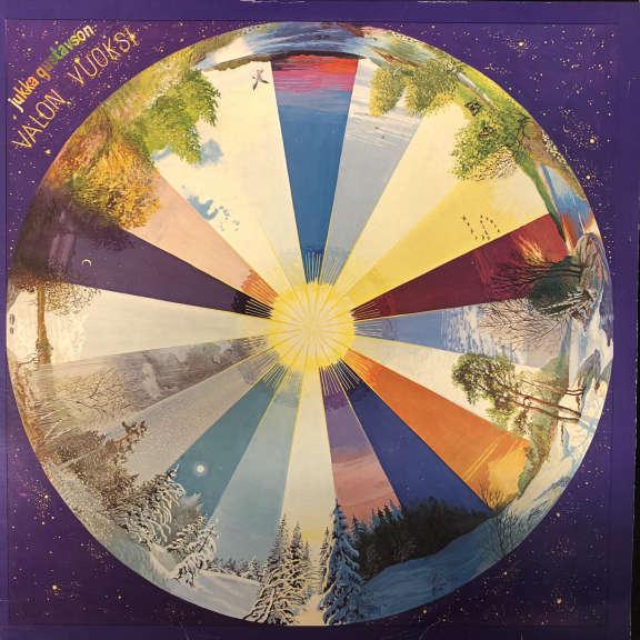 Jukka Gustavson Valon Vuoksi LP 1979