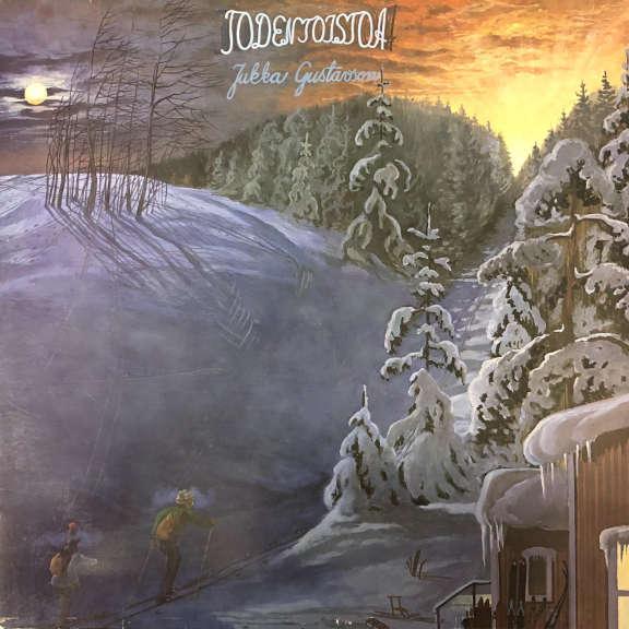 Jukka Gustavson Toden toistoa LP 1981