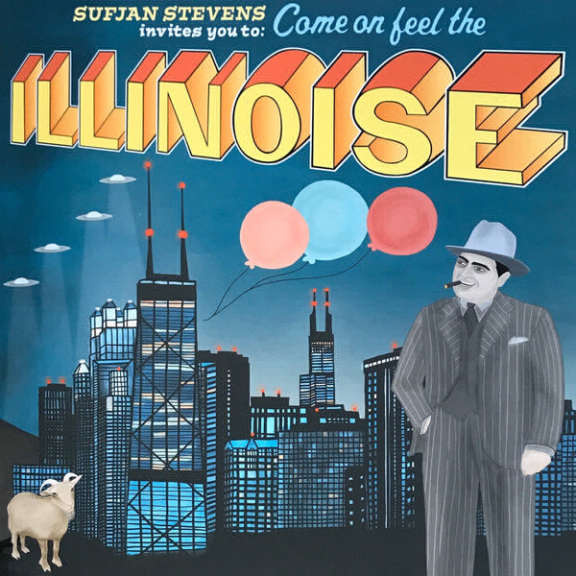 Sufjan Stevens Illinois LP 0