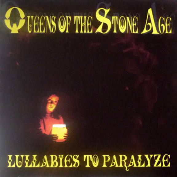 Queens Of The Stone Age Lullabies To Paralyze LP 0