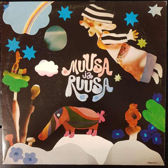 Eero Koivistoinen Muusa Ja Ruusa LP 1971