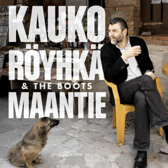 Kauko Röyhkä & The Boots Maantie (black) LP 2018