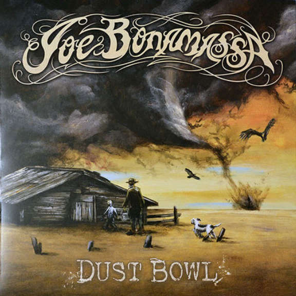Joe Bonamassa Dust Bowl LP 2011