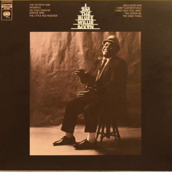 Willie Dixon I Am the Blues LP 2012