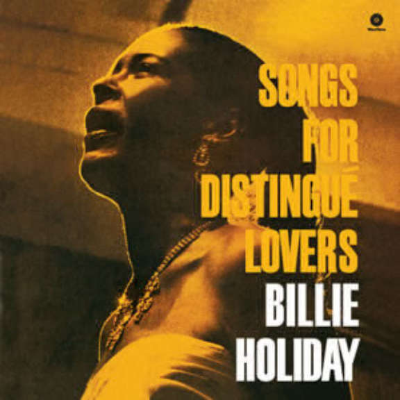 Billie Holiday Songs for Distingue Lovers LP 2011