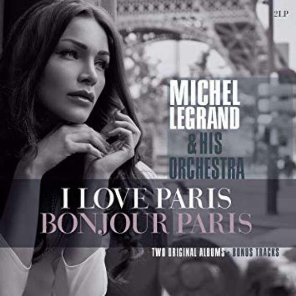 Michel Legrand I Love Paris/Bonjour Paris LP 2018