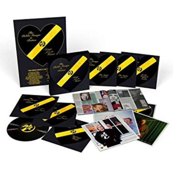 Public Image Ltd. The Public Image Is Rotten (Songs From The Heart) (Box set) LP 0