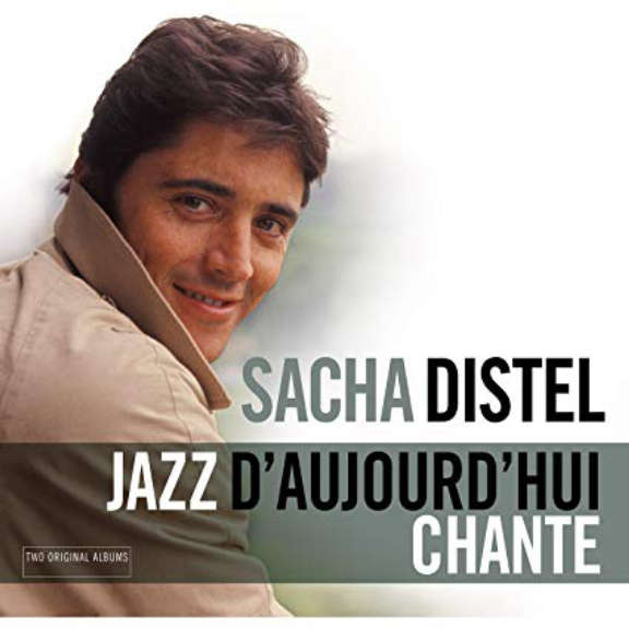 Sacha Distel Jazz D'aujourd'hui / Chante LP 2018