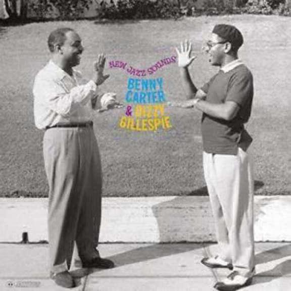 Benny Carter & Dizzy Gillespie New Jazz Sounds LP 2018