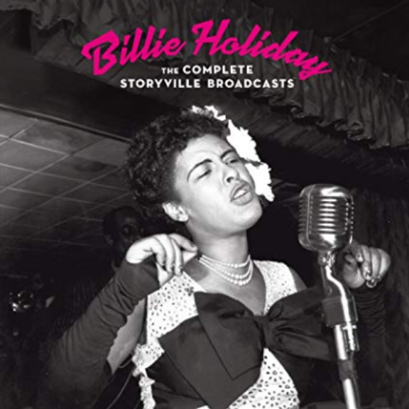 Billie Holiday The Complete Storyville Broadcasts LP 2018