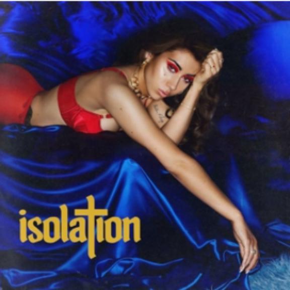 Kali Uchis Isolation LP 2018
