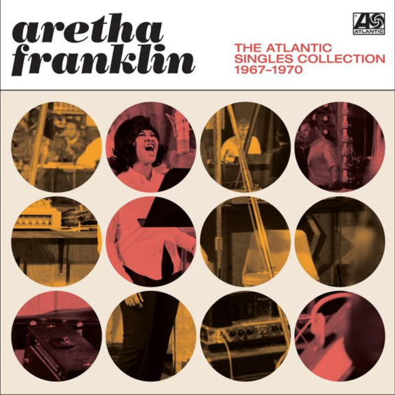 Aretha Franklin The Atlantic Singles Collection 1967-1970 LP 2018
