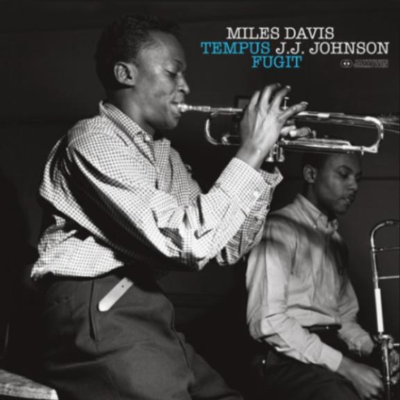 Miles Davis & J. J. Johnson Tempus Fugit (Remastered) LP 2018