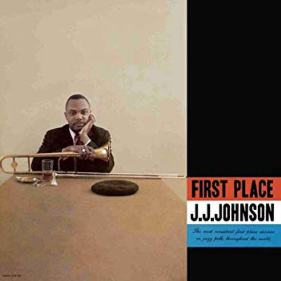 J. J. Johnson First Place (Coloured) LP 2018
