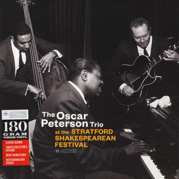 Oscar Peterson Trio At The Stratford Shakespearean Festival LP 2018