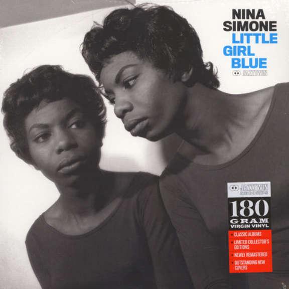 Nina Simone Little Girl Blue LP 2018