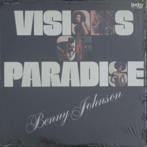 Benny Johnson Visions Of Paradise LP 0
