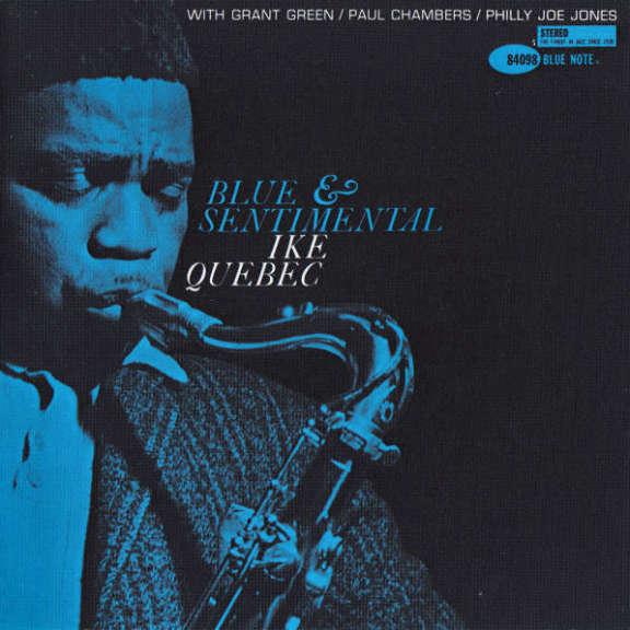 Ike Quebec Blue & Sentimental LP 0