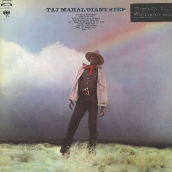 Taj Mahal Giant Step / De Ole Folks At Home LP 0