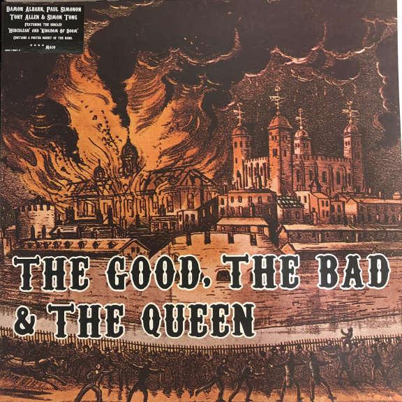 The Good, The Bad & The Queen The Good, The Bad & The Queen LP 2007