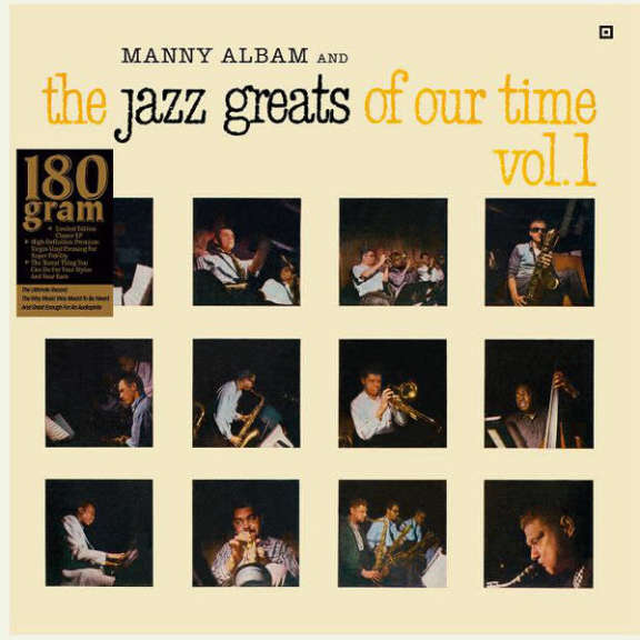 Manny Albam The Jazz Greats of Our Time vol. 1 LP 2009