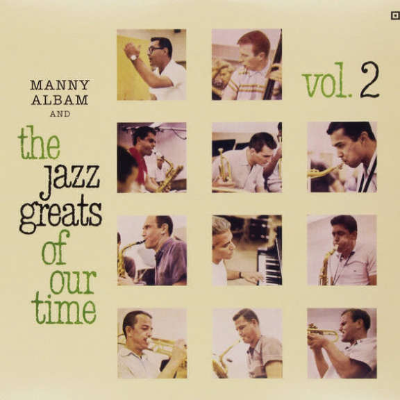 Manny Albam Jazz Greats of Our Time vol. 2 LP 2009