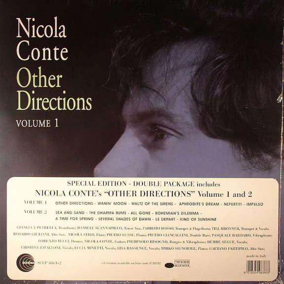 Nicola Conte Other Directions vol. 1 LP 2004