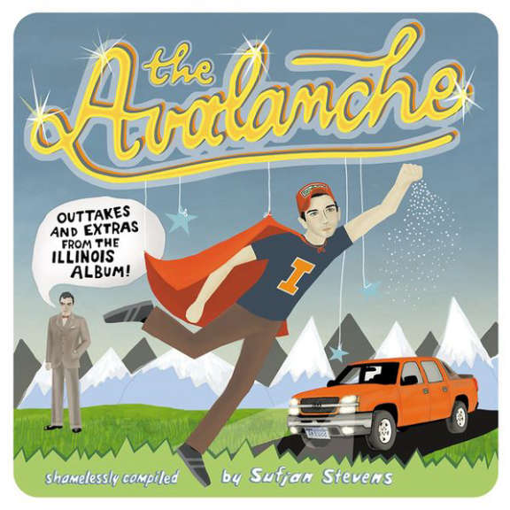 Sufjan Stevens The Avalanche (Coloured) LP 2018