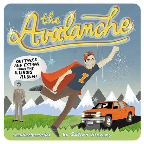 Sufjan Stevens The Avalanche (Coloured) LP 2018