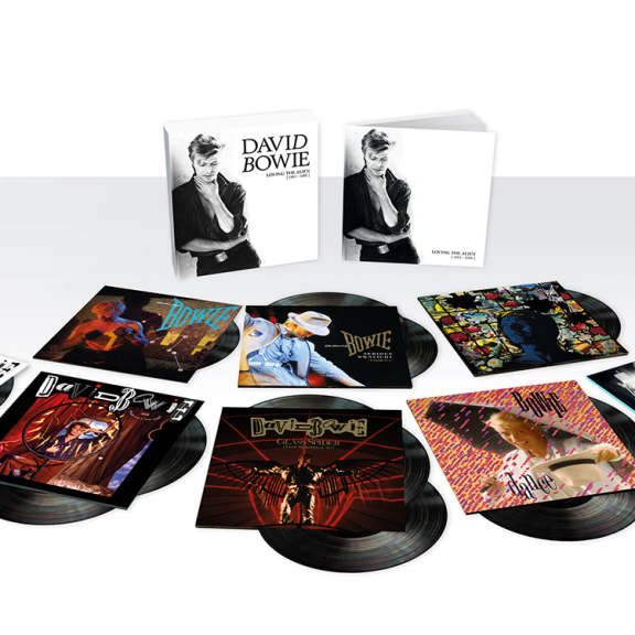 David Bowie Loving The Alien (1983-1988) LP 2018