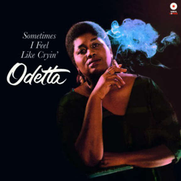 Odetta Sometimes I Feel Like Cryin'   LP 2017
