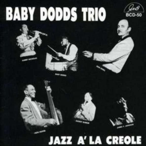 Baby Dodds Trio Jazz A' La Creole  LP 2018