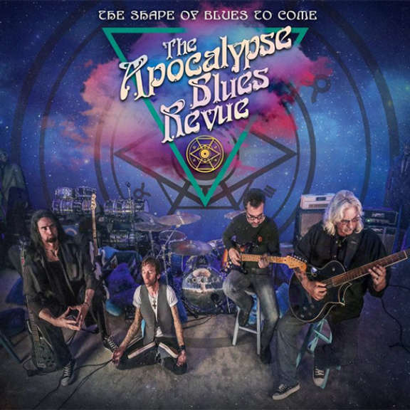 The Apocalypse Blues Revue The Shape Of Blues To Come LP 2018