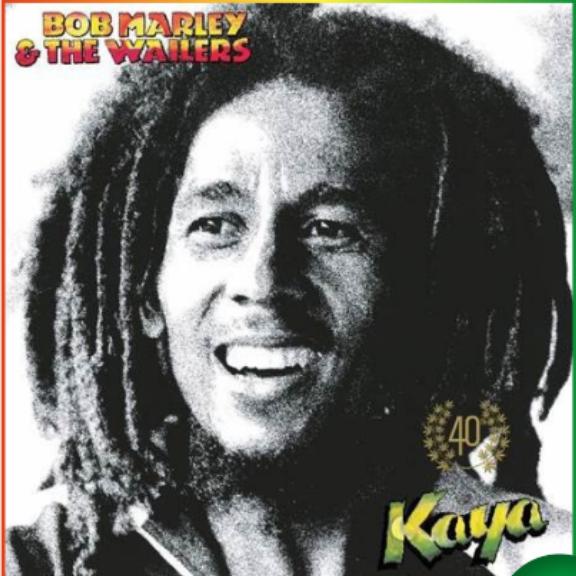 Bob Marley Kaya 40 LP 2018