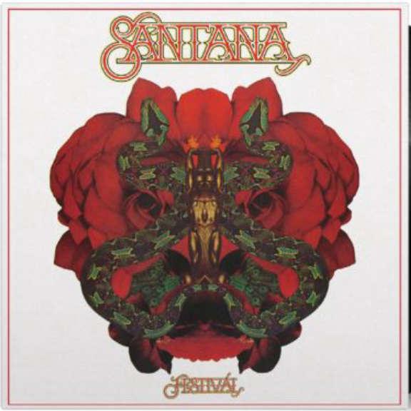 Santana Festivál LP 2018