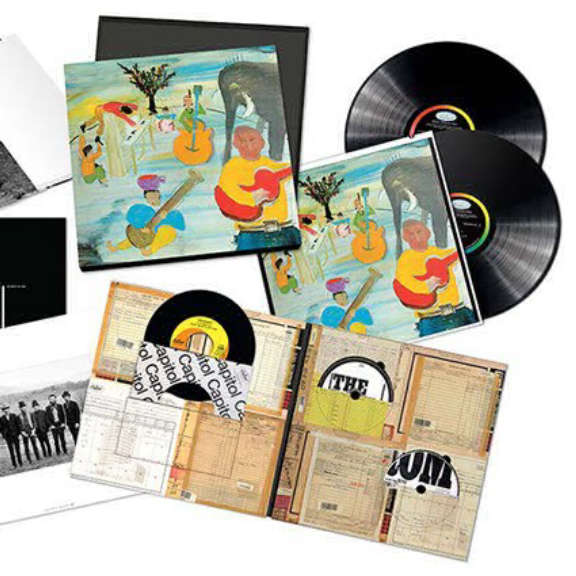 Band Music From Big Pink (Deluxe Box Set) LP 2018