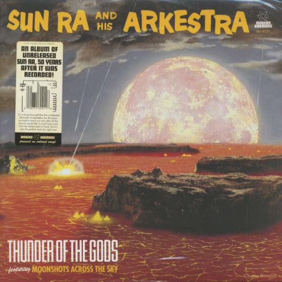 Sun Ra Thunder Of The Gods (Coloured) LP 2018