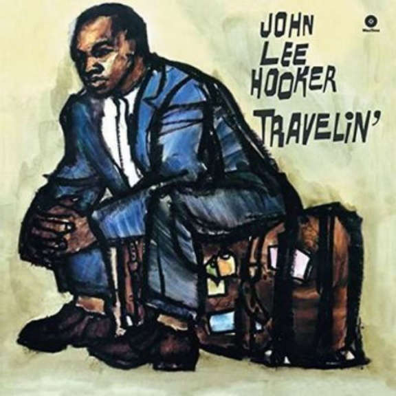 John Lee Hooker Travelin' (Wax Time) LP 2015