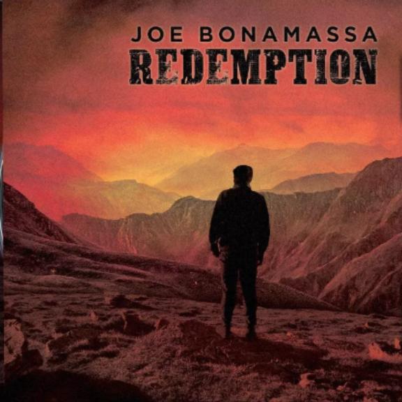 Joe Bonamassa Redemption (red) LP 2018