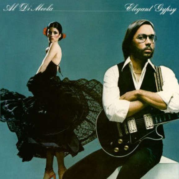 Al Di Meola Elegant Gypsy LP 2013