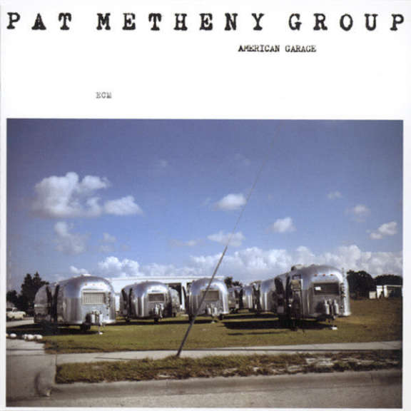 Pat Metheny Group American Garage LP 2010