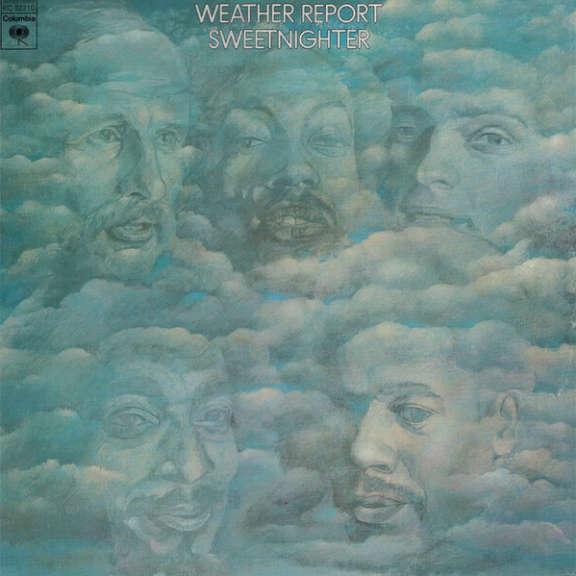 Weather Report Sweetnighter LP 2012