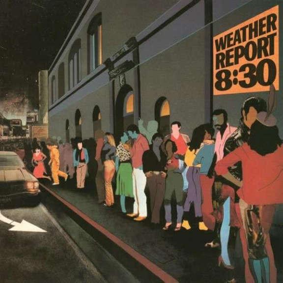 Weather Report 8:30 LP 2015
