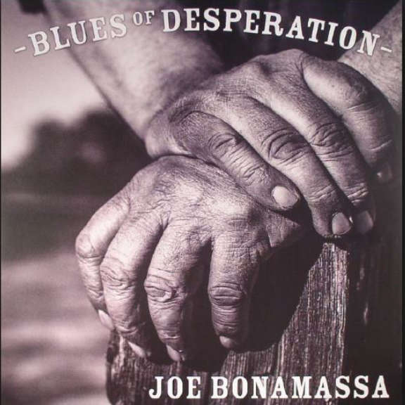 Joe Bonamassa Blues Of Desperation LP 2016