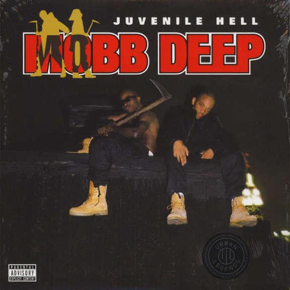 Mobb Deep Juvenile Hell LP 0