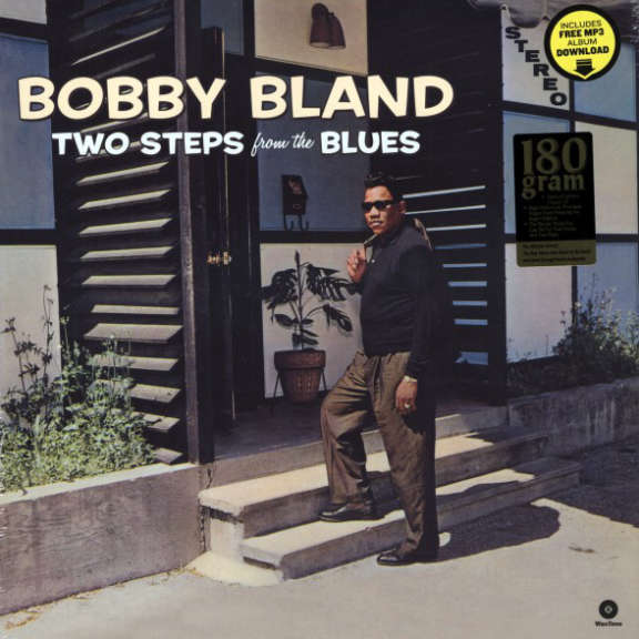 Bobby Bland Two Steps From The Blues LP 2014