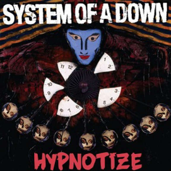 System Of A Down Hypnotize LP 2018