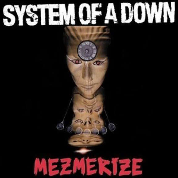 System Of A Down Mezmerize LP 2018