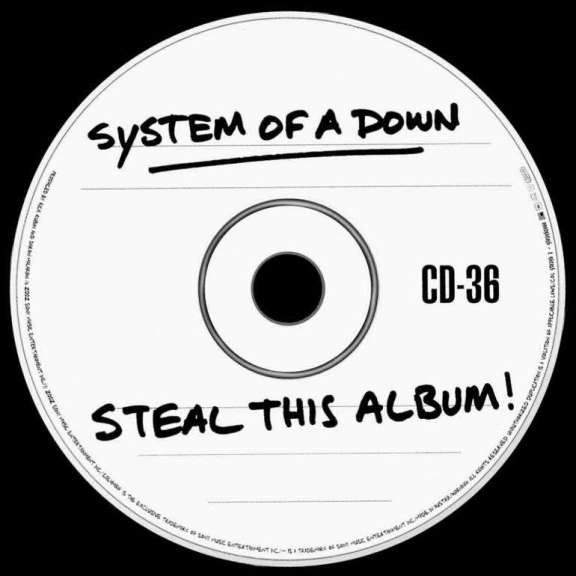 System Of A Down Steal This Album! LP 2018